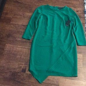 Green Eloquii Body Con Dress